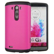JOTO LG G3 Case - Slim Armor Dot Cover Case (Flexible TPU + Hard PC), Exclusive for LG G3 Smartphone (2014) ATT, Verizon, Sprint, T-Mobile, Internat //  Description Compatibility: Only compatible with the the LG G3 (2014) optimus D850 D851 VS985 LS990 D855 (NOT Compatible with any other devices) //   Details  Size: LG G3 Color: Magenta Brand: JOTO Dimensions: .35 h x 3.00 w x 5.80 l,  Features  Ex// read more >>> http://Behn969.iigogogo.tk/detail3.php?a=B00M4M37SE