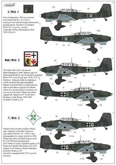 Xtradecal Item No. X72249 - Junkers Ju 87 B-1 Decal Review by Mark Davies: Image