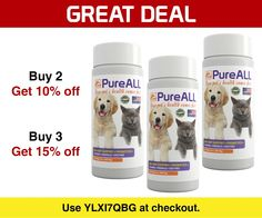 SIMIEN™ Dog & Cat Pet Supplements Powder... A good deal indeed http://www.amazon.com/dp/B00SQORJSS