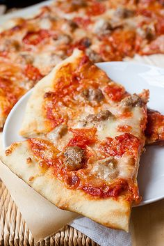 There's no doubt in my mind what my favorite food is. And in my mind, the only thing that makes pizza better is when it's homemade. Take this pizza alla vodka, for example. My favorite homemade dough topped with … More »