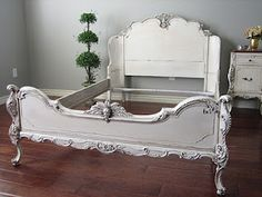 Ornate bedroom set. Absolutely gorgeous and one of a kind.