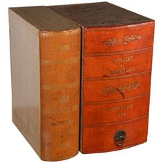 19th Century Boites d'Archive (Archive Box) from Liz Spradling Antiques