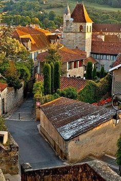 Figeac, Midi-Pyrénées, France.