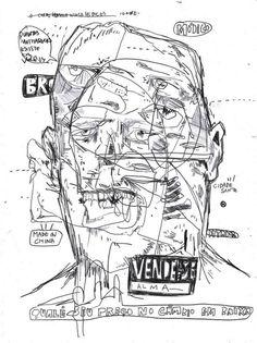 Arte sobre papel ph neutro. Técnica: grafite Artista: Loro Verz www.loroverz.com #loroverz #art