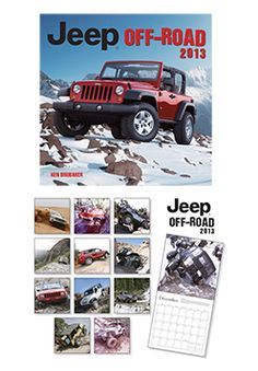 Jeep Off-Road 2013 Wall Calendar Jeep Gear, 2013 Jeep, Future Car, Jeeps, Offroad, Calendar, Play, Rock, Vehicles