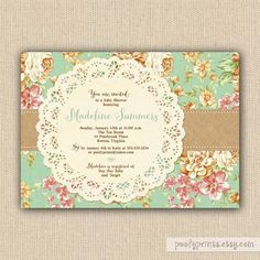 Cassette Tape Invitation as beautiful invitations template