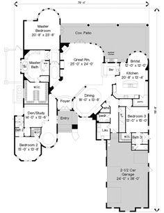 Main Floor Plan: 28-199