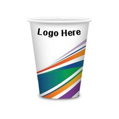 """12 Oz Logo Imprinted Tall Heavy Duty Paper Hot Cups: Available Color: White. Product Size: Top 3.52"""" x 4.25"""" H x Bottom 2.18"""". Imprint Area: 6.80"""" x 3.80"""". Imprint Method: 4-Color Process. Box Weight: 15 lbs. Packaging: 500 pcs. Material: Heavy Duty Paperboard with Poly Coated One Side. #TallHeavyDutyPaperCups #customdrinkware  #promotionalproduct #customproduct  #customdisposablecups"""