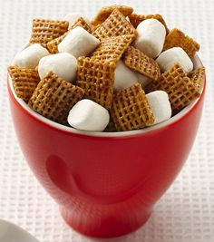 Hot Buttered Chex Mix Recipe by Betty Crocker Recipes, via Flickr