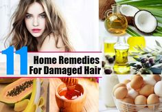 Health Care A to Z - https://www.healthcareatoz.com/11-best-home-remedies-for-damaged-hair/