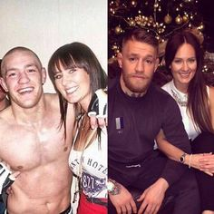 Conor McGregor & Dee Devlin ❤ they're so cute! Ufc Boxing, Boxing Fight, Dee Devlin, Conor Mcgregor Quotes, Mma, Conner Mcgregor, Notorious Conor Mcgregor, Afro, Ufc Fighters