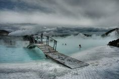 Take me there! Blue Lagoon Hot Springs, Iceland