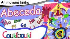 Česká obrázková abeceda   Učíme se abecedu    obrázek, písmenko a hlas