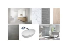 Moodboard for the design of a bathroom in a family mansion in Amsterdam. #bathroom#marble#noubia_interieurontwerp#styling#noubia#interiordesign