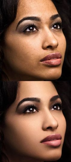 Amazing & Professional Before After Photo Retouching | Design Inspiration. Free Resources & Tutorials