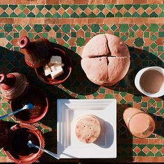 Where I belong ... #breakfast #morocco #marrakesh #morning