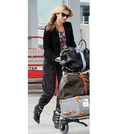 The Boots Your Favorite Celebs Are Wearing Now. Kate Moss .  Isabel Marant Tracy Suede, Printed Calf Hair and Leather Boots