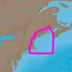 C-MAP 4D NA-D939 Passamaquoddy Bay to Block Island