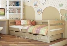Купить Кровать односпальная, для подростка