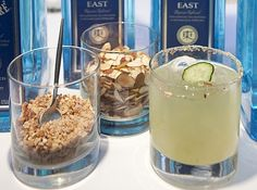 Bombay Sapphire East Cocktail Recipes