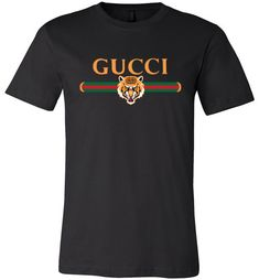 47d1484e1 Amazing Gucci Tiger Edition Unisex T-Shirt Gucci Shirts Men, Gucci Men,  Bolsas