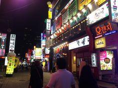 Joget Gangnam Style di Gangnam Street #BebasLiburan