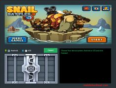 Snail Battles Hack Tool Hi, we are happy to present you newest Sofware . Snail Battles Hack Tool has been designed for you, to facilitate