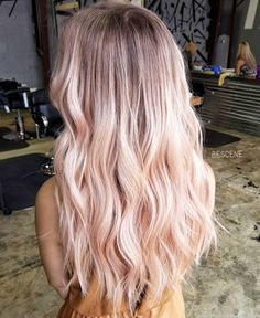 "5,110 Likes, 58 Comments - Linh PhanHAIRSTYLIST,COLORIST (@bescene) on Instagram: ""NUDE BLUSH • playing with new formulas using @schwarzkopfusa #igora! Always adding…"""