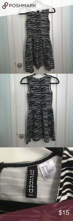 Cotton H&M dress Very good condition Divided Dresses
