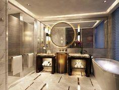 WESTIN NINGBO bathroom - Google Search Ningbo, Washroom, Exterior Design, Bathtub, Architecture, Classic, Interior, Modern, House