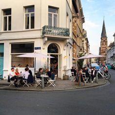 Orso Pizzeria, Antwerp.