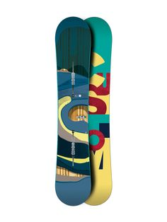 148 cm | Custom Flying V 2016 - Snowboard