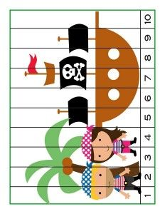 Itsy bitsy pirate book Pirate themed pre-writing practice activities Free pirate printables counting Pirate theme early learning printables Trace the Preschool Pirate Theme, Pirate Activities, Preschool Activities, Daycare Themes, School Themes, Classroom Themes, Pirate Day, Pirate Birthday, Number Puzzles