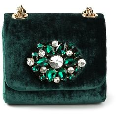 Designer Clothes, Shoes & Bags for Women Leather Clutch, Clutch Bag, Leather Handbags, Leather Purses, Dolce And Gabbana Purses, Embellished Purses, Boho Bags, Fashion Bags, Purses And Bags