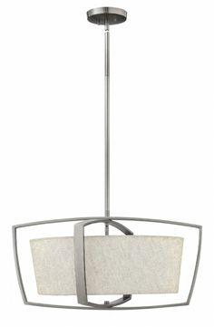 Master Bedroom Pendant Hinkley Lighting - Blakely 3794BN Approx $479