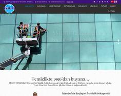 open isiltitemizlik.com.tr in the Site Explorer