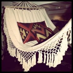 relax in my hammock