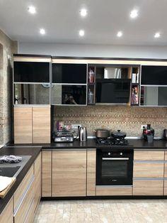 Levino Design - Bucatarii la comanda Constanta Neli Quilling, Kitchen Ideas, Kitchen Cabinets, Design, Home Decor, Tattoo, Kitchen Cupboards, Homemade Home Decor, Design Comics