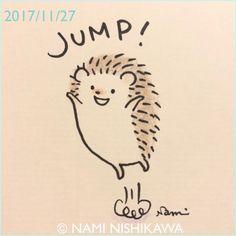 1345 ジャンプ! Jump! ジャンプしたっていいんじゃやない?