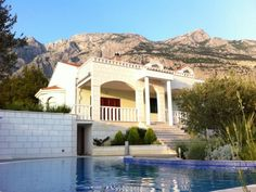 Luxury villa Makarska with pool - villascroatia.net