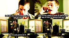 #Stiles is my favourite character. #TeenWolf