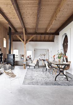 A Renovated Farmhouse In Friesland, The Netherlands