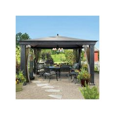 Looking for you patio gazebos ideas ? and wondering about the gazebos construction material selection ? and want to know the best design for your patio pergola…