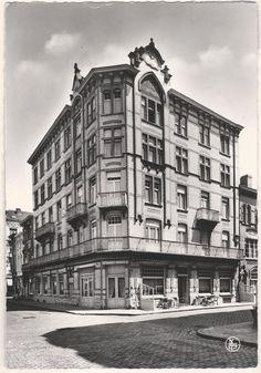 Blankenberge werd het hotel Cosmopolite op de Grote Markt