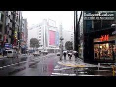 Tokyo under snow