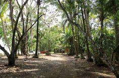 Pinuelas Beach parking lot  Uvita, Marino Ballena National Park Costa Rica  #beach #love #costarica #fun