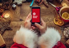 Gifting gets personal this holiday season with Pinterest Secret Santa, a tool that helps you find personalized holiday and gift ideas. #PinterestSecretSanta