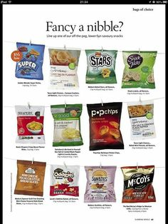 Crisps syns slimming world - sides, snacks etc slimming world syns, slimmin Slimming World Syn Values, Slimming World Treats, Slimming World Tips, Slimming Word, Slimming World Recipes Syn Free, Crisps Syns, Slimmers World Recipes, Syn Free Food, Cooking Recipes