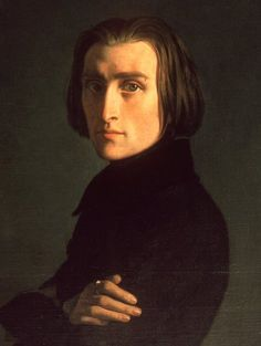 Franz Liszt (1811-1886)  - Not only was he an amazing composer (check out his Missa Coronationis), he was also a piano prodigy, pushing the instrument to its physical limits, the superstar of his time (Lisztomania was a thing) and an absolute ladies man.