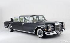 1973 Mercedes-Benz 600 Pullman Landaulet Conversion